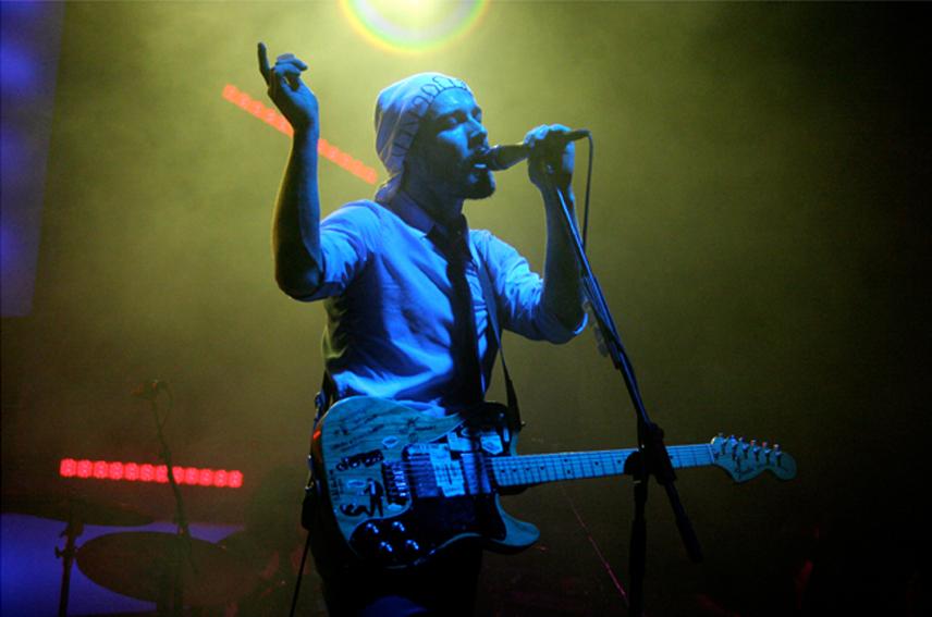 Silverchair (D Johns), Sydney, 2007