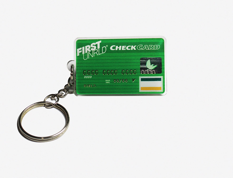 Credit Solutions key chain