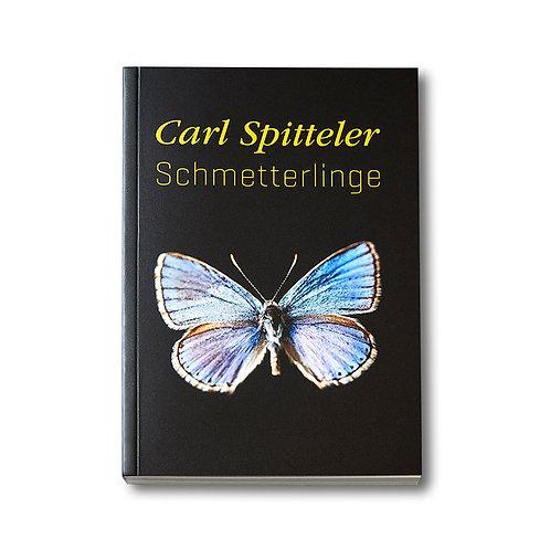 Carl Spitteler Schmetterlinge