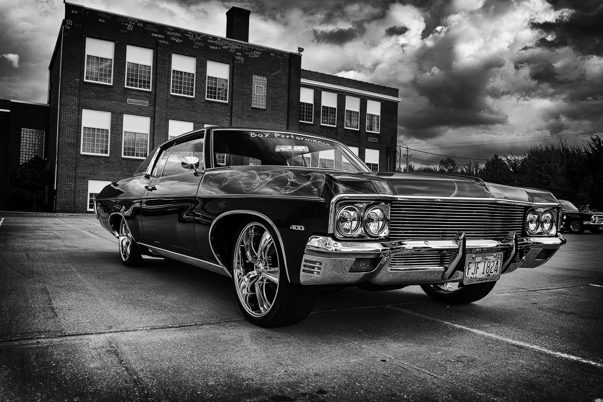 Box Performance Impala