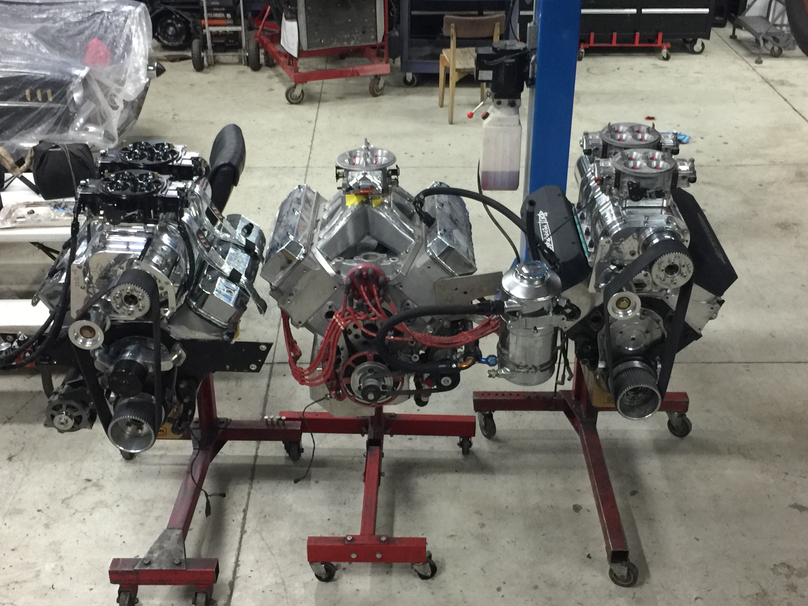 Custom Engines