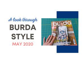 Burda Style Magazine - May 2020