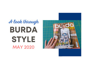 Burda Style Magazine - May 2020