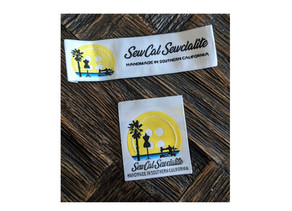 Custom Sewing Labels for Handmade Clothing