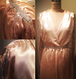1970's Halston Inspired Dress
