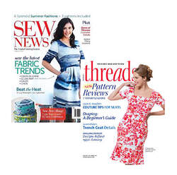 Sewing Magazine Subscription