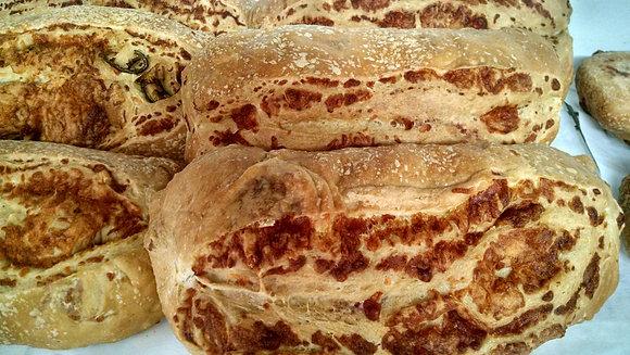 Bread: Cheddar Bread