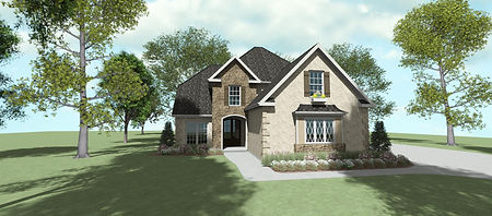 Redland Home Design Floor Plans