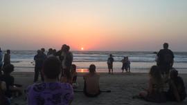 Goa's beach market