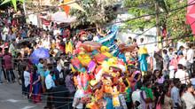 L'Inde des festivals à l'heure où l'Europe hiberne: Réveillon à Cochin et Pongal à Trich
