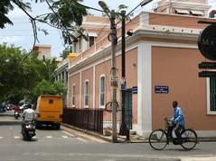 White town Pondichery