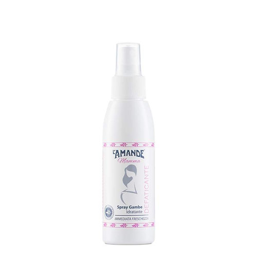 SPRAY DEFATICANTE GAMBE MAMMA ML 125 - Amande
