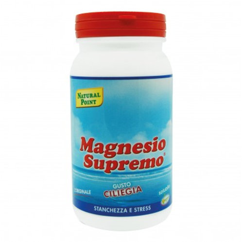 MAGNESIO SUPREMO CIGLIEGIA Gr 150 -Natural Point
