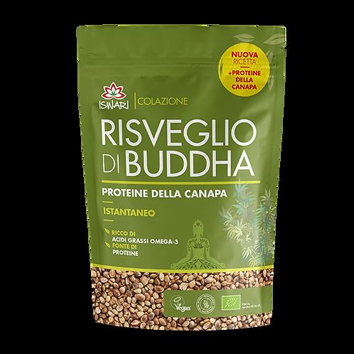 RISVEGLIO DI BUDDHA PROTEINE DELLA CANAPA GR 360 - Iswari
