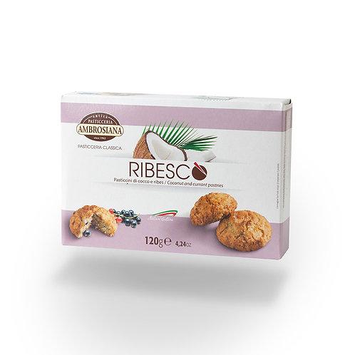 RIBESCO' COCCO E RIBES GR 150 - Pasticceria Ambrosiana