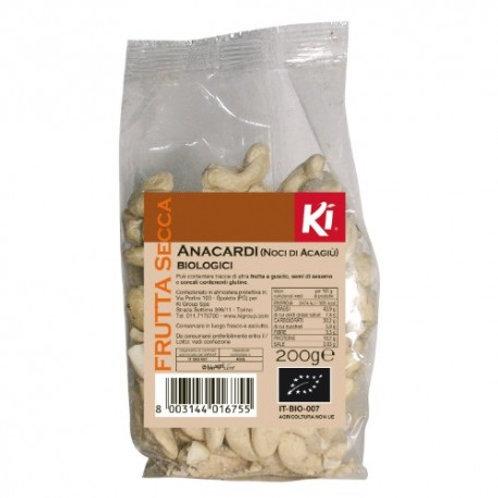 ANACARDI (NOCI DI ACAGIU') BIO GR 200 - Ki