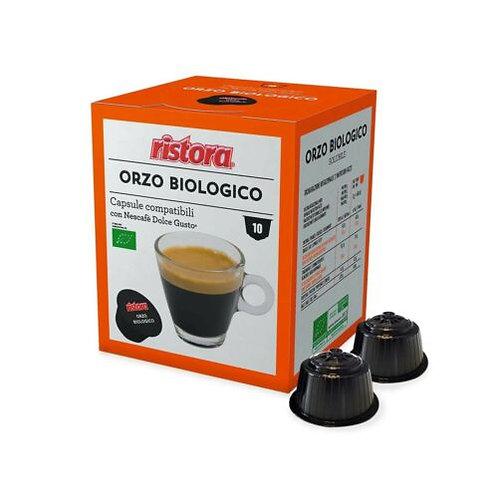 ORZO BIOLOGICO 10 CAPSULE - Ristora