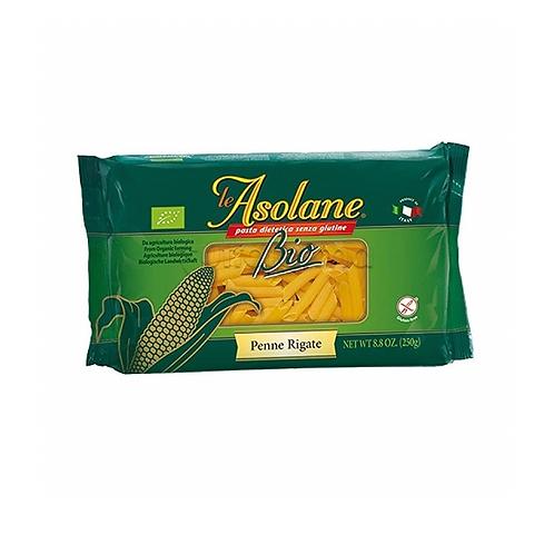 PENNE RIGATE BIO AL MAIS SENZA GLUTINE GR 250 - Le Asolane