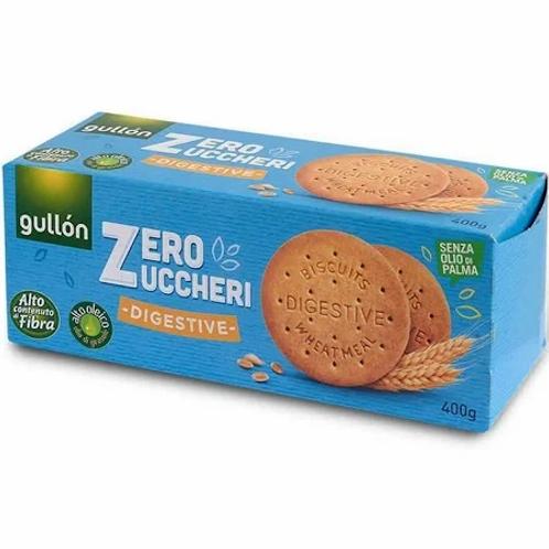 DIGESTIVE ZERO ZUCCHERI GR 400 - Gullon