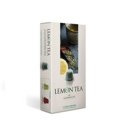 LEMON TEA CAPSULE COMPATIBILI NESPRESSO - Cellini