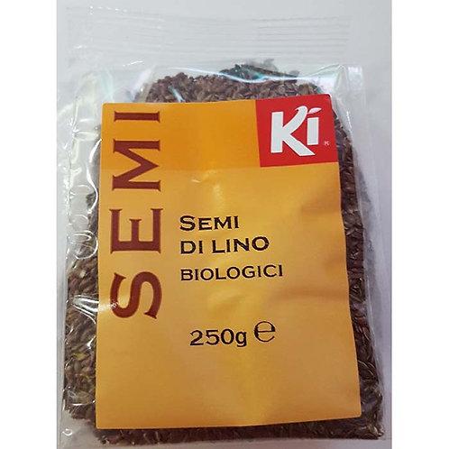 SEMI DI LINO BIO GR 250 - Ki
