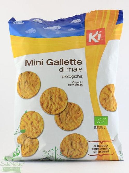 MINI GALLETTE DI MAIS GR 50 - KI