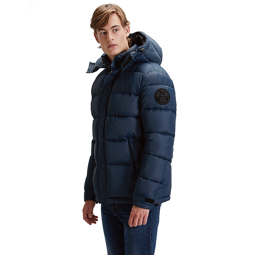 VALPARAISO JACKET NAVY BLUE - North Sails