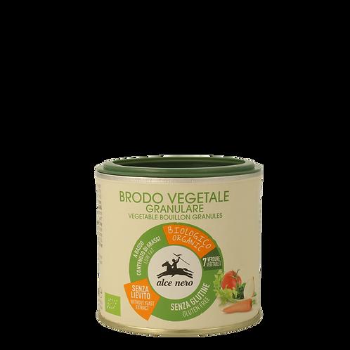 BRODO VEGETALE GRANULARE BIOLOGICO 120 gr - Alce Nero