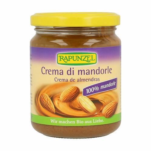 CREMA BIO DI MANDORLE 100% Gr 250 - Rapunzel