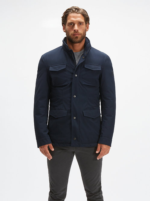 THE BLUE FIELD JKT NAVY - North Sails