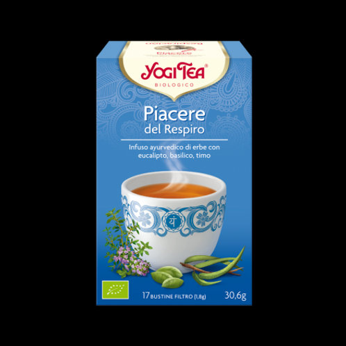 PIACERE DEL RESPIRO GR 30 - Yogi Tea