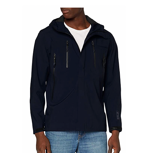 HYDROTECH ULTIMATE WATERPROOF ECLIPSE NAVY - Superdry