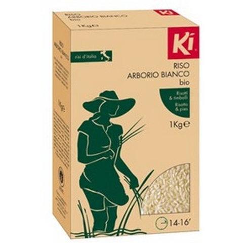 RISO ARBORIO BIOLOGICO 1 Kg - Ki