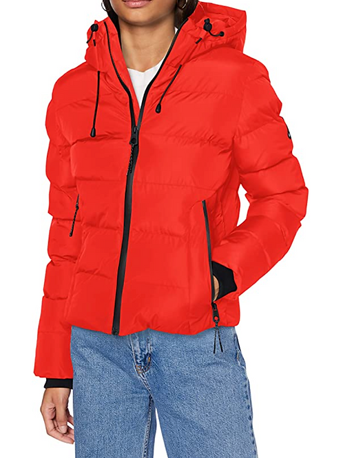 SPIRIT SPORTS PUFFER ROSSO - Superdry