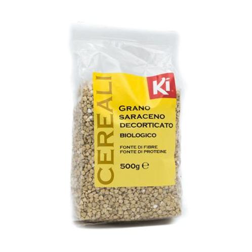 GRANO SARACENO DECORTICATO GR 500 - Ki