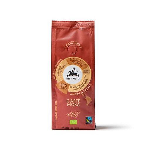 CAFFE' MOKA ARABICA GR 250 - Alce Nero