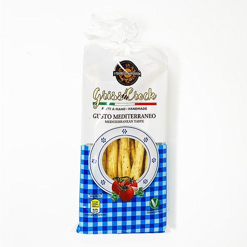 GRISSINI GUSTO MEDITERRANEO  Gr 175 - Apulia Food