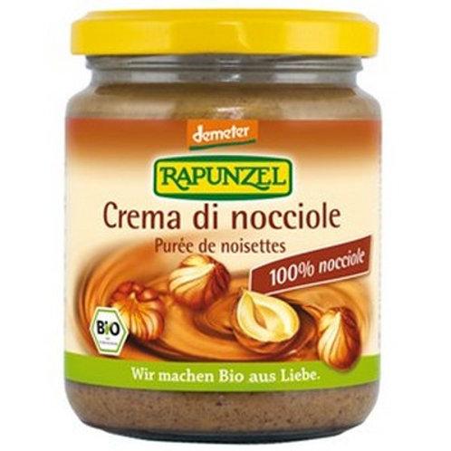 CREMA BIO DI NOCCIOLE 100% Gr 250 - Rapunzel
