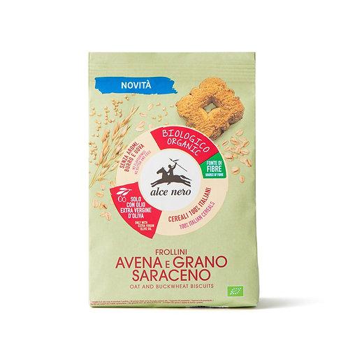 FROLLINI AVENA E GRANO SARACENO GR 250 - Alce Nero
