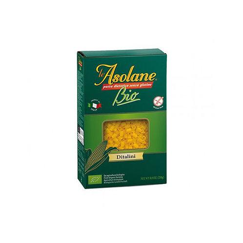 DITALINI SENZA GLUTINE BIO Gr 250 - Le Asolane