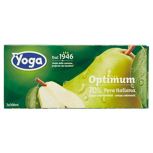 OPTIMUM SUCCO DI PERA Ml 600 - Yoga