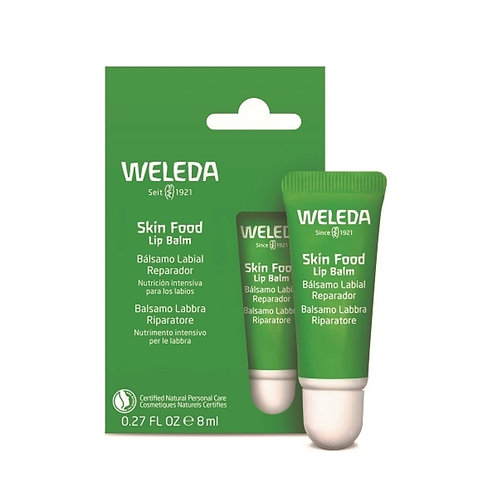 SKIN FOOD LIP BALM  ML 8 - Weleda