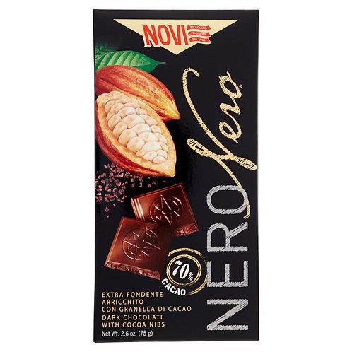 NERO NERO 75 GR.  CACAO - Elah