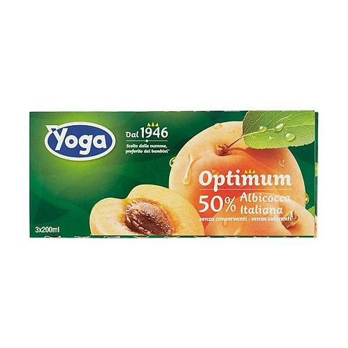 OPTIMUM SUCCO DI ALBICOCCA Ml 600 - Yoga