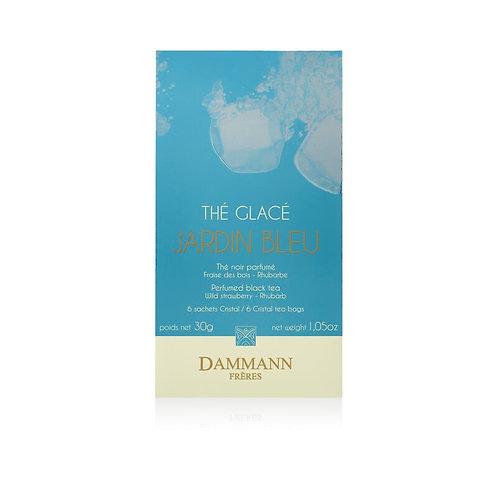 THE' GLACE' JARDIN BLEU Gr 30 - Damman Freres