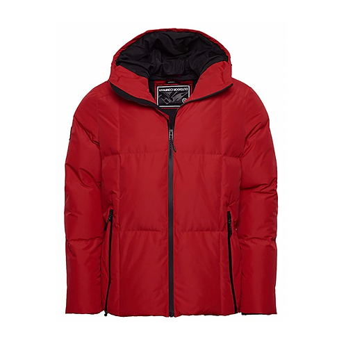 EVOLUTION PUFFER ROSSO - Superdry