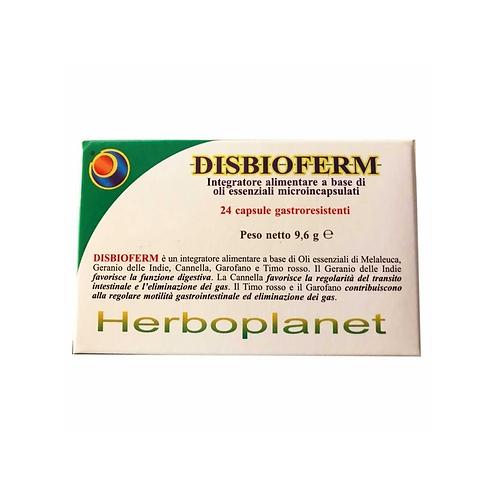 INTEGRATORE DISBIOFERM 24 CAPSULE - Herboplanet