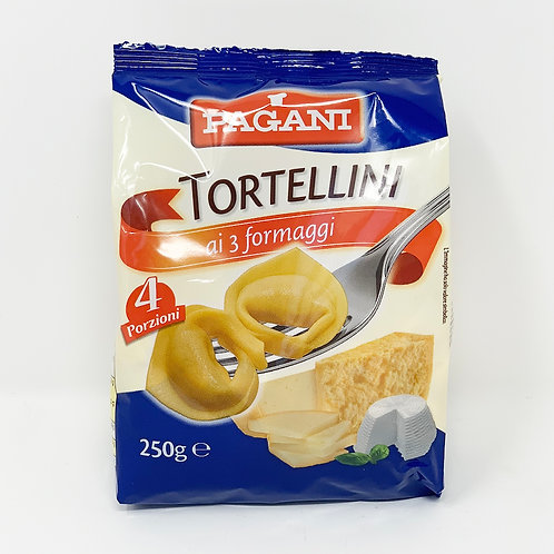 TORTELLI AI TRE FORMAGGI GR 250 - Pagani