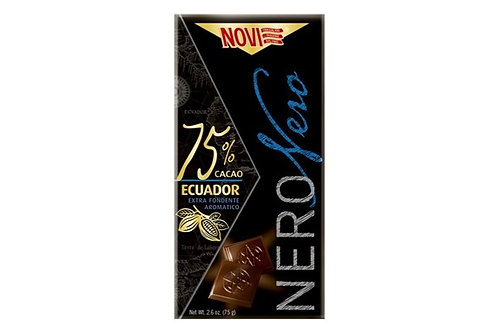 NERO NERO 75 GR.  75% - Elah