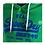 Thumbnail: FELPA VERDE VL VARSITY HOOD - Superdry